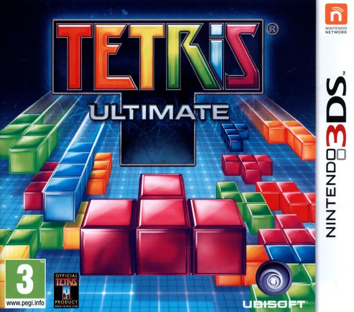 3DS - Tetris Box 785300121699 Bild Nr. 1