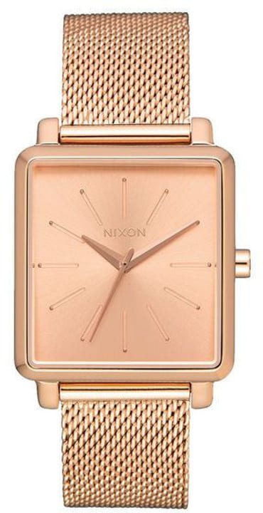 K Squared Milanese All Rose Gold 32 x 30 mm Montre bracelet Nixon 785300137024 Photo no. 1