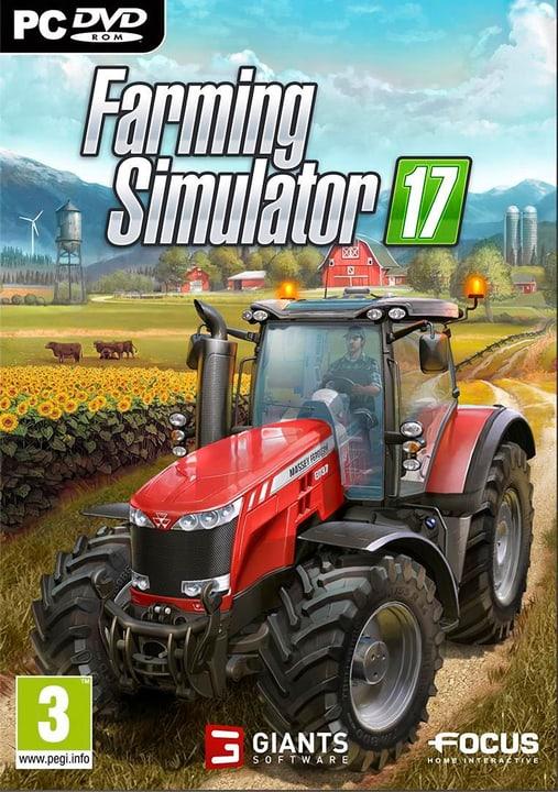PC - Farming Simulator 2017 Physisch (Box) 785300121499 Bild Nr. 1