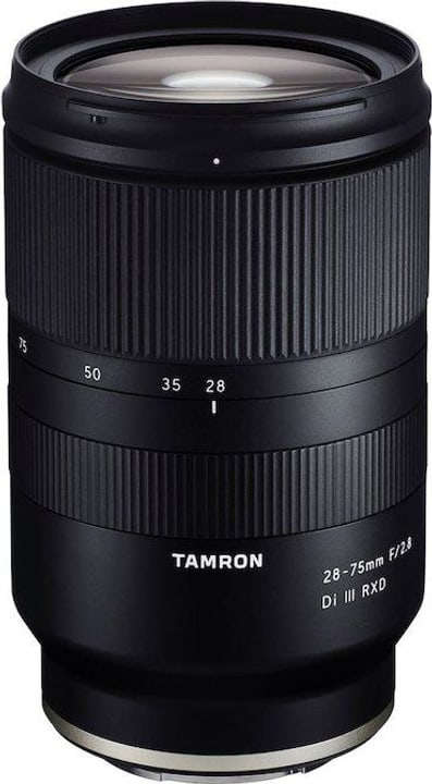 AF 28-75mm f / 2.8 Di III RXD Sony E-Mount Objectif Tamron 785300138571 Photo no. 1