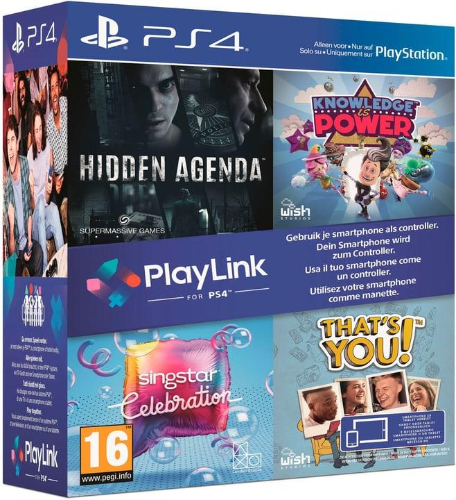 PS4 - PlayLink Bundle (D/F/I) Physique (Box) 785300131252 Photo no. 1