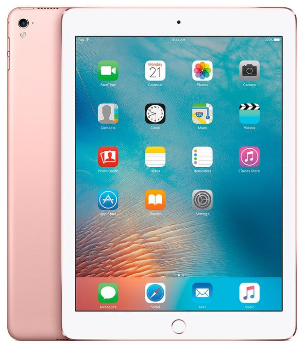 "iPad Pro 9.7"" WiFi 256GB rosegold Apple 798124600000 Bild Nr. 1"