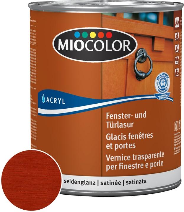 Glacis fenêtres et portes Miocolor 661123700000 Couleur Acajou Contenu 750.0 ml Photo no. 1