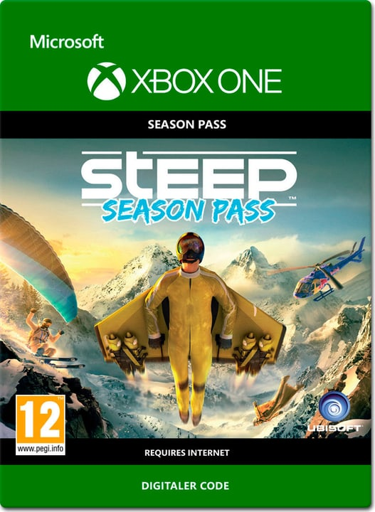 Xbox One - Steep Season Pass Download (ESD) 785300137288 Bild Nr. 1