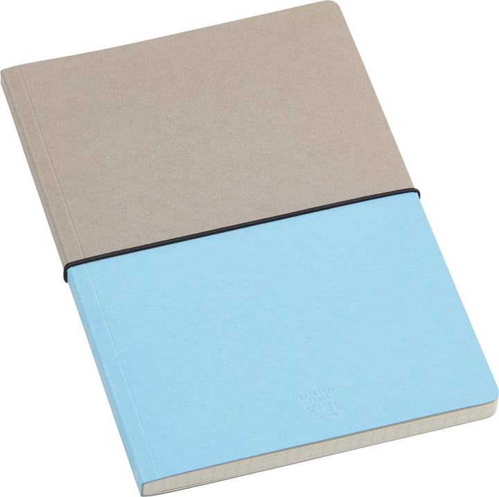 HOBI Notizbuch A5 440751000000 Bild Nr. 1