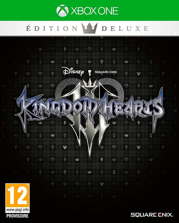 Xbox One - Kingdom Hearts 3 Deluxe Edition (F) Box 785300139970 Langue Français Plate-forme Microsoft Xbox One Photo no. 1