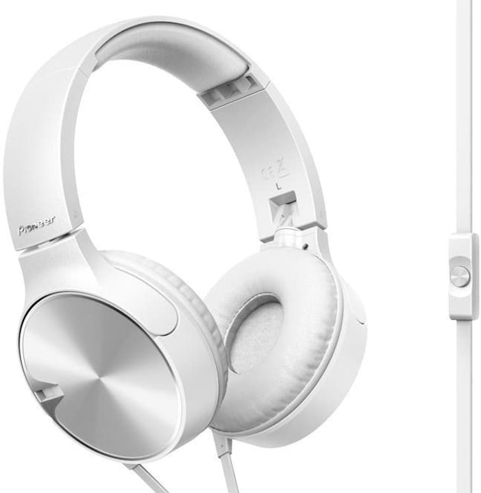 SE-MJ722T-W - Bianco Cuffie On-Ear Pioneer 785300122778 N. figura 1