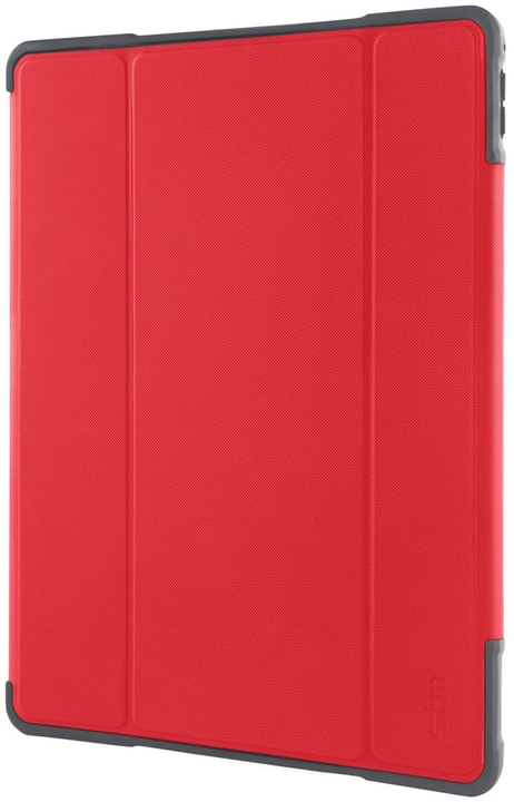 "Dux Plus - Case für iPad Pro 9.7"" - Rot/Transparent STM 785300132874 Bild Nr. 1"