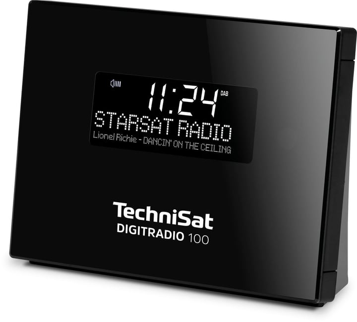 DigitRadio 100 Hybrid Receiver Technisat 785300134717 Photo no. 1