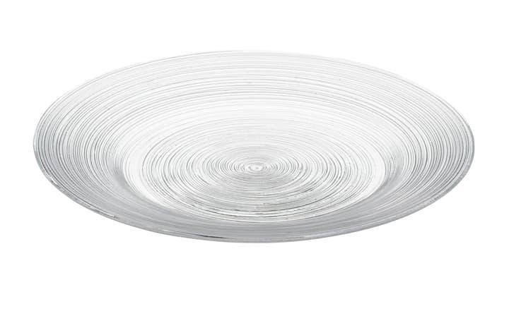 CELIA Piatto piano 440215102400 Colore Transparente Dimensioni A: 3.0 cm N. figura 1