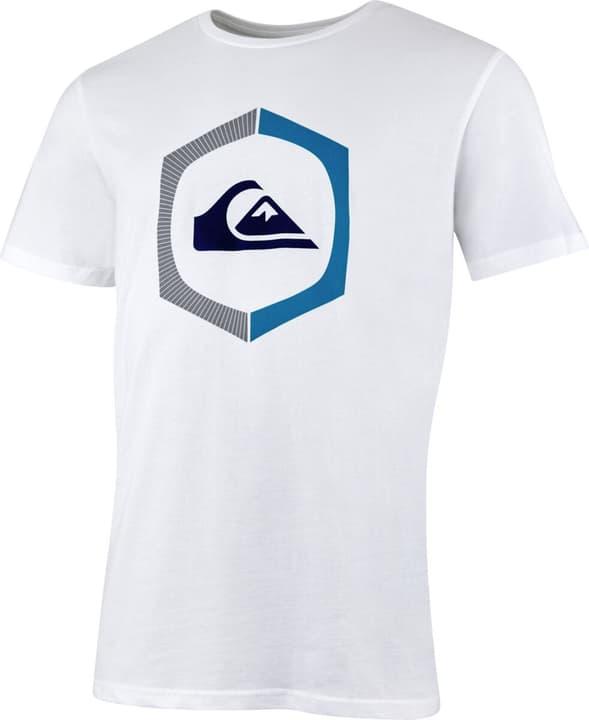 SURE THING Herren-T-Shirt Quiksilver 463182400310 Farbe weiss Grösse S Bild-Nr. 1