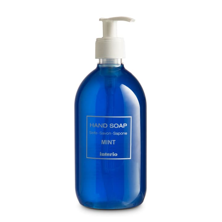 HAND SOAP II Savon liquide 374069800000 Couleur Bleu Dimensions L: 7.0 cm x P: 7.0 cm x H: 18.0 cm Photo no. 1