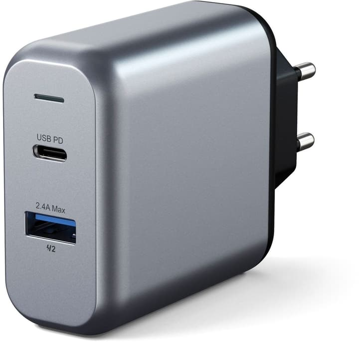30W Dual-Port Wall Charger Chargeur Satechi 785300149824 Photo no. 1