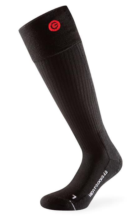 Heat sock 4.0 Toe Cap Heizsocken exklusive Heizakku Lenz 465100139120 Farbe schwarz Grösse 39-41 Bild-Nr. 1