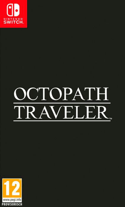 NSW -   Octopath Traveler  F Physisch (Box) 785300133266 Sprache Französisch Plattform Nintendo Switch Bild Nr. 1