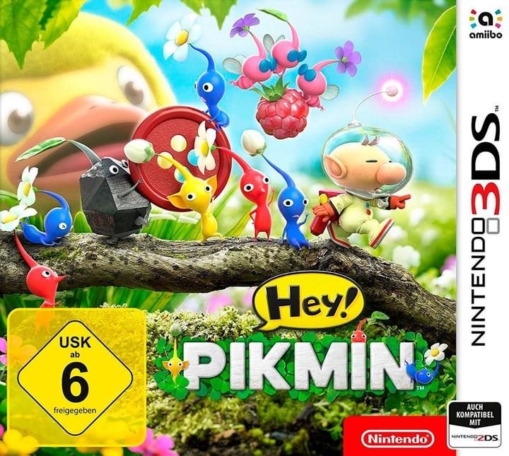 Hey! PIKMIN 3DS (I) 785300122437 Photo no. 1