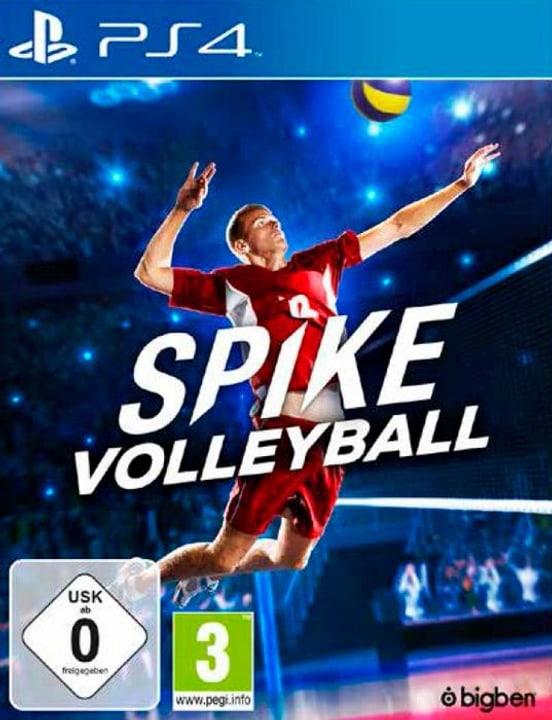 PS4 - Spike Volleyball D/F Box 785300141412 Bild Nr. 1