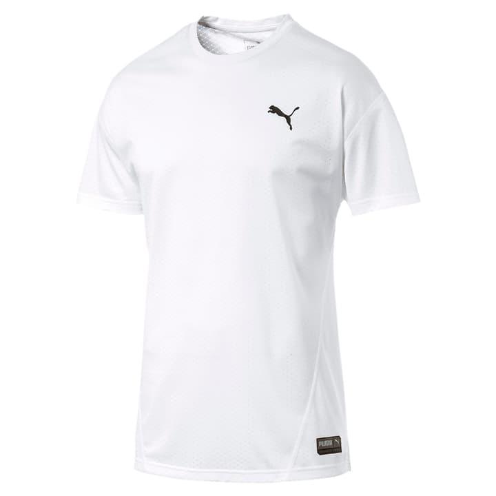 A.C.E. SS Tee Herren-T-Shirt Puma 464966800310 Farbe weiss Grösse S Bild-Nr. 1