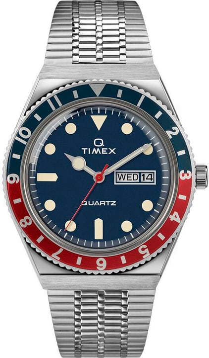 Q Bracelet en acier inoxydable Timex 760735700000 Photo no. 1