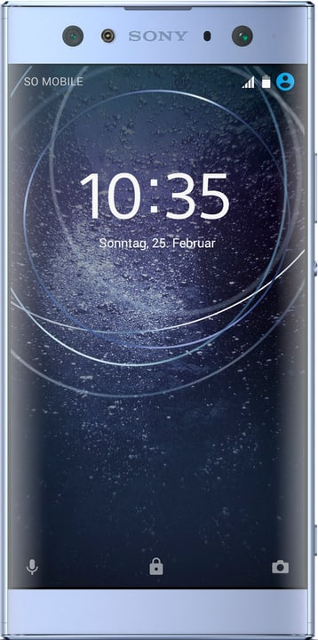 Xperia XA2 Ultra bleu Smartphone Sony 785300132418 N. figura 1