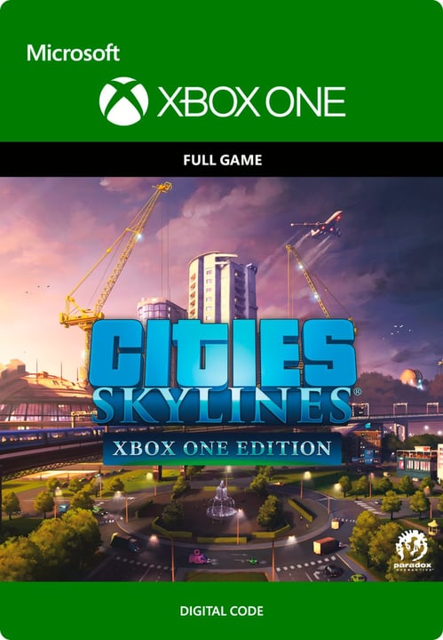 Xbox One - Cities: Skylines - Xbox One Edition Numérique (ESD) 785300135563 Photo no. 1