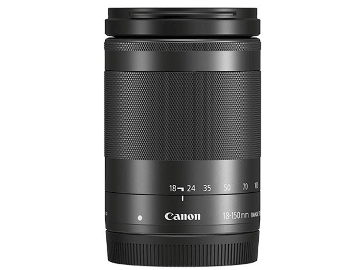 EF-M 18-150mm 3.5-6.3 IS STM Silver Objectif Canon 785300125870 Photo no. 1