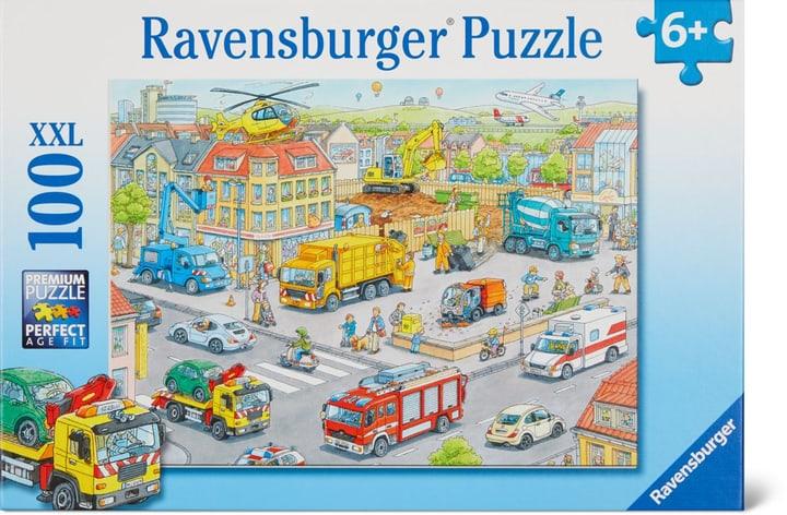 Véhicules Ravensburger Puzzle 748978700000 Photo no. 1