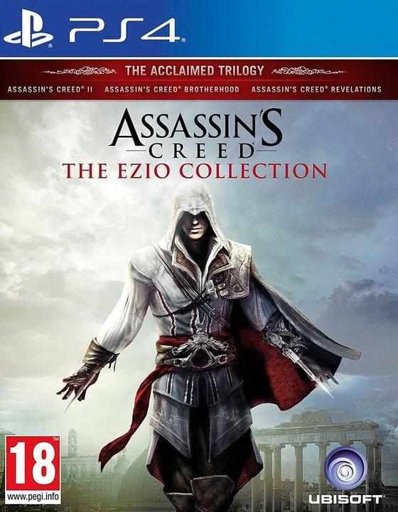 Assassin's Creed - Ezio Collection [PS4] (D) Box 785300146274 Bild Nr. 1