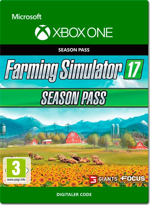 Xbox One - Farming Simulator 2017 Season Pass Digital (ESD) 785300137287 N. figura 1