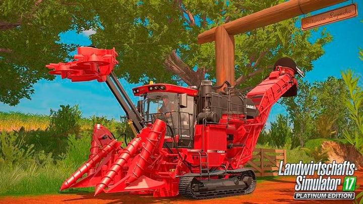 PC - Landwirtschafts-Simulator 17 - Platinum D Box 785300130447 Bild Nr. 1