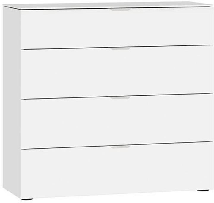 MODUL Kommode 404548600000 Grösse B: 90.0 cm x T: 43.0 cm x H: 87.0 cm Farbe Weiss Bild Nr. 1