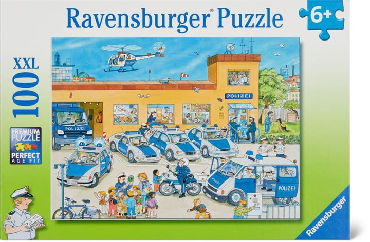 Au commissariat Ravensburger Puzzle 748978400000 Photo no. 1