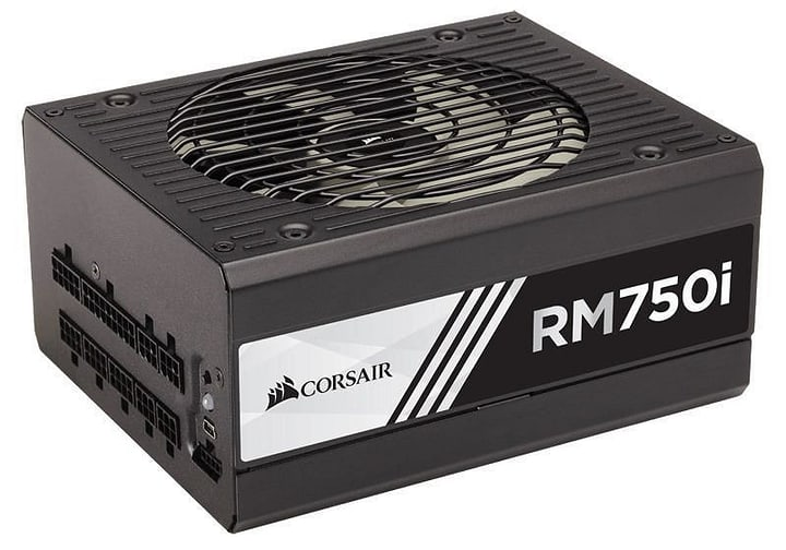 RM750i 750 W Bloc d'alimentation Corsair 785300143984 Photo no. 1