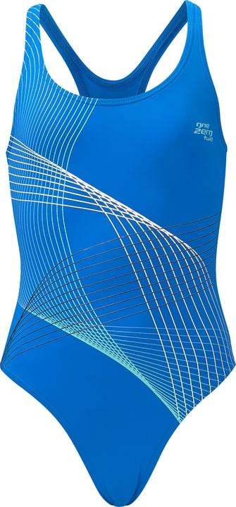 Mädchen-Badeanzug OZT 462879117640 Farbe blau Grösse 176 Bild-Nr. 1