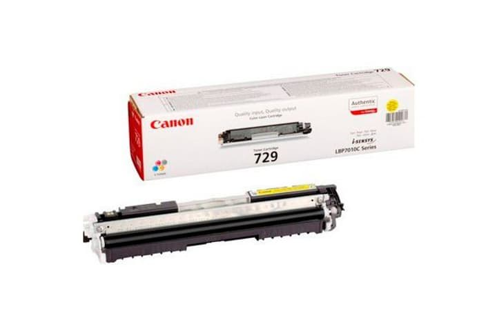 Toner-Modul 729 jaune Canon 785300123942 Photo no. 1