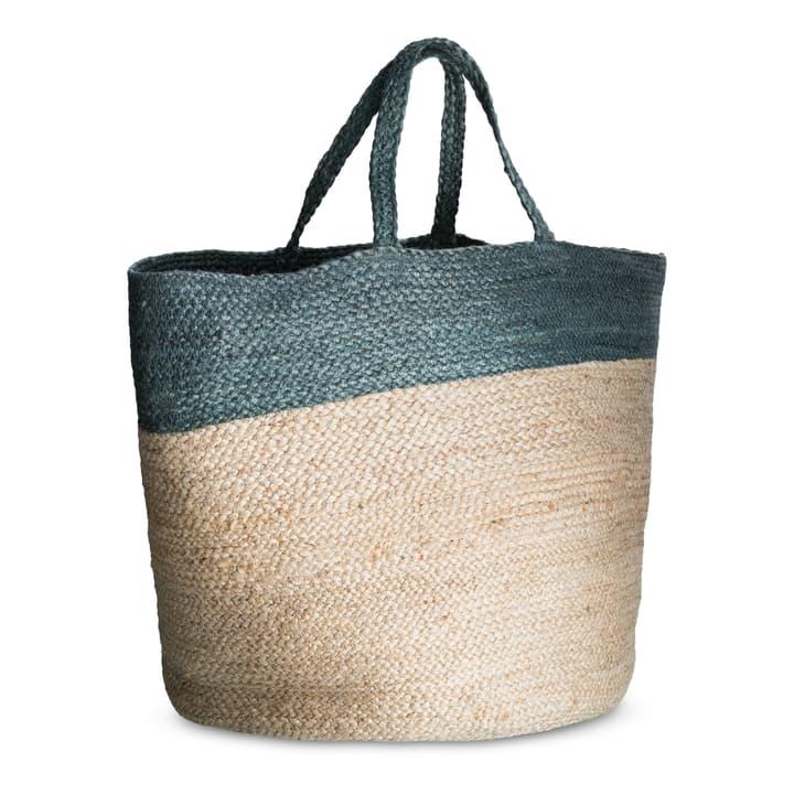 NELA sac de plage 374142506040 Dimensions L: 40.0 cm x P: 60.0 cm Couleur Bleu Photo no. 1