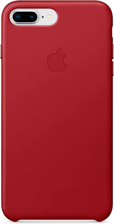 iPhone 8 Plus/ 7 Plus Leather Case Rouge Coque Apple 785300130149 Photo no. 1