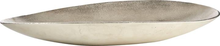 TWISTY Dekoschale 440611006080 Farbe Silber Grösse B: 60.0 cm x T: 32.0 cm x H: 7.5 cm Bild Nr. 1