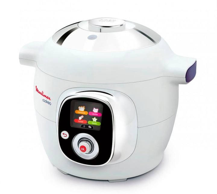 Cuiseur Intelligent Cookeo Robot de cuisine Moulinex 717469100000 Photo no. 1
