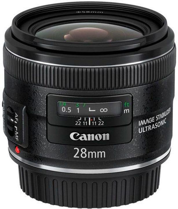 EF 28mm f / 2.8 IS USM Canon 785300131242 N. figura 1