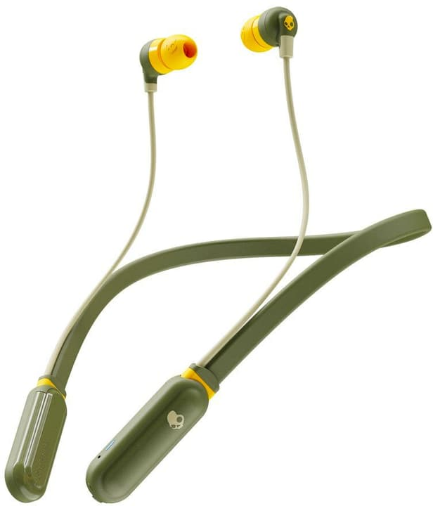 Ink'd+ Wireless - Elevated Olive Casque In-Ear Skullcandy 785300152418 Photo no. 1