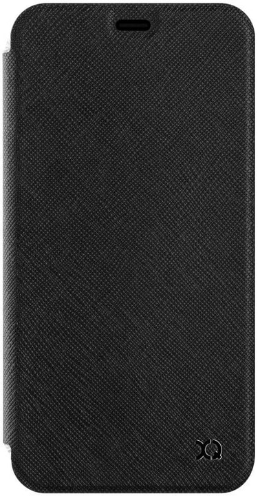 Flap Cover Adour noir Coque XQISIT 785300139840 Photo no. 1