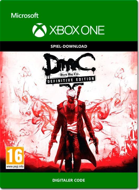 Xbox One - DmC Devil May Cry: Definitive Edition Digital (ESD) 785300137387 N. figura 1