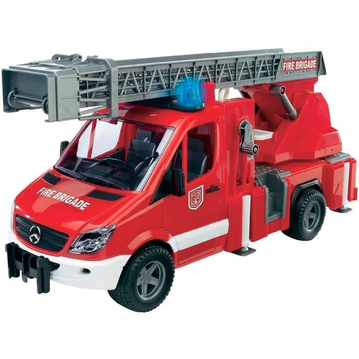 Bruder Spielwaren MB Sprinter Pompiers 785300127850 Photo no. 1