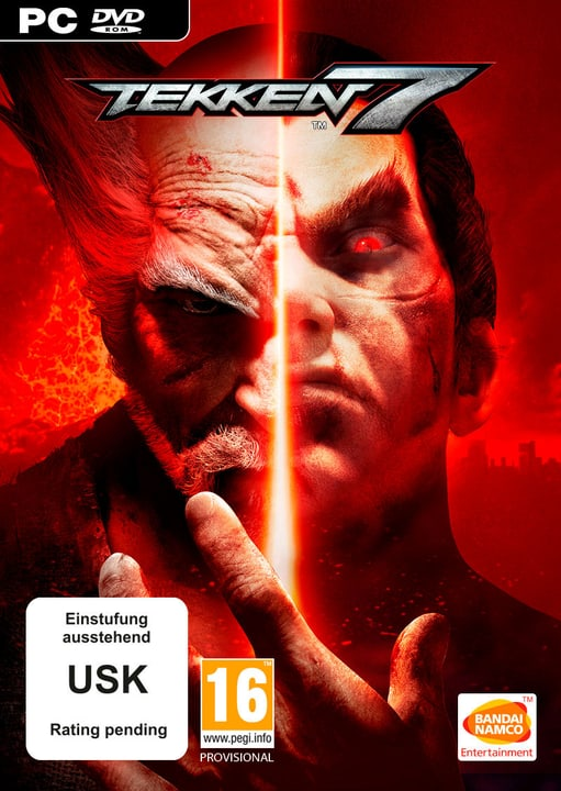 PC - Tekken 7 - Standard Edition Physisch (Box) 785300121873 Bild Nr. 1