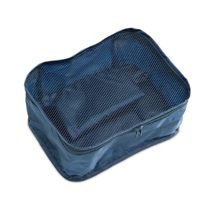 BOBBY Borsa da viaggio 386191200000 Dimensioni L: 26.0 cm x P: 20.0 cm x A: 10.0 cm Colore Blu scuro N. figura 1