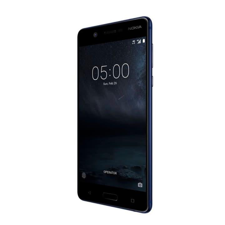 5 Smartphone blau Nokia 794620800000 Bild Nr. 1