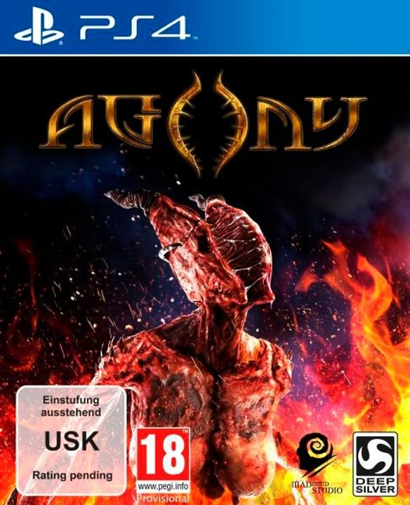 PS4 - Agony (F) Fisico (Box) 785300131980 N. figura 1