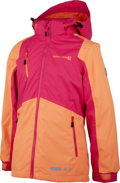 Mädchen-Trekkingjacke Trevolution 464594612829 Farbe pink Grösse 128 Bild-Nr. 1