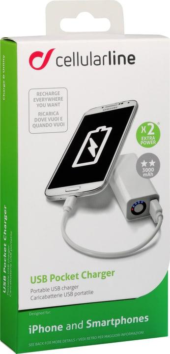 USB Akkuladegerät Cellular Line 621469800000 Bild Nr. 1